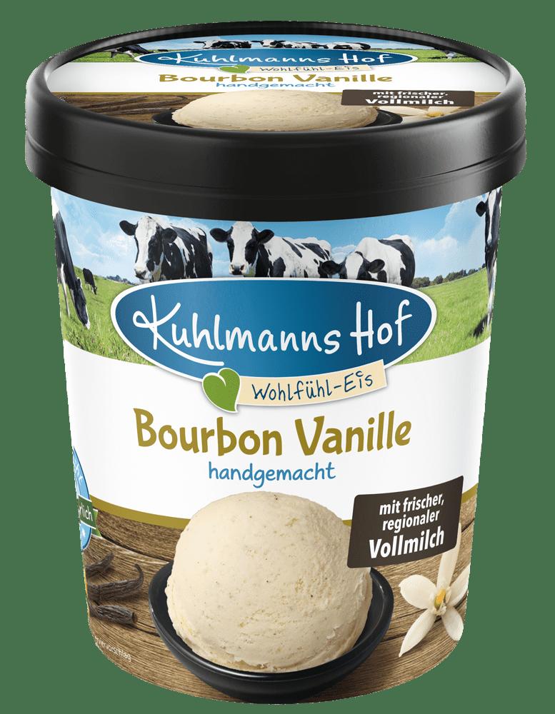 Milch-Eis Vanille